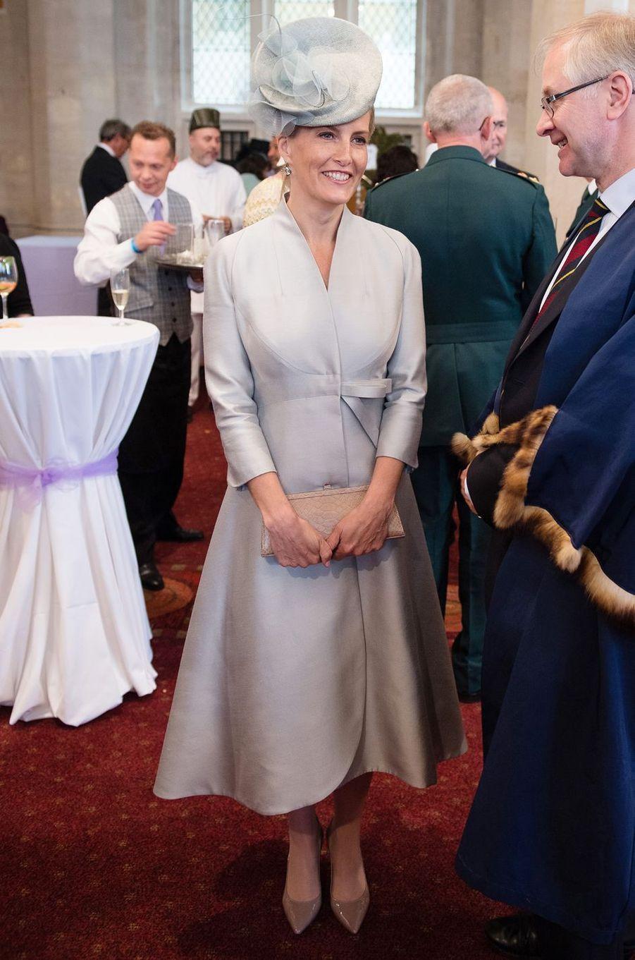 La comtesse Sophie de Wessex, le 10 juin 2016