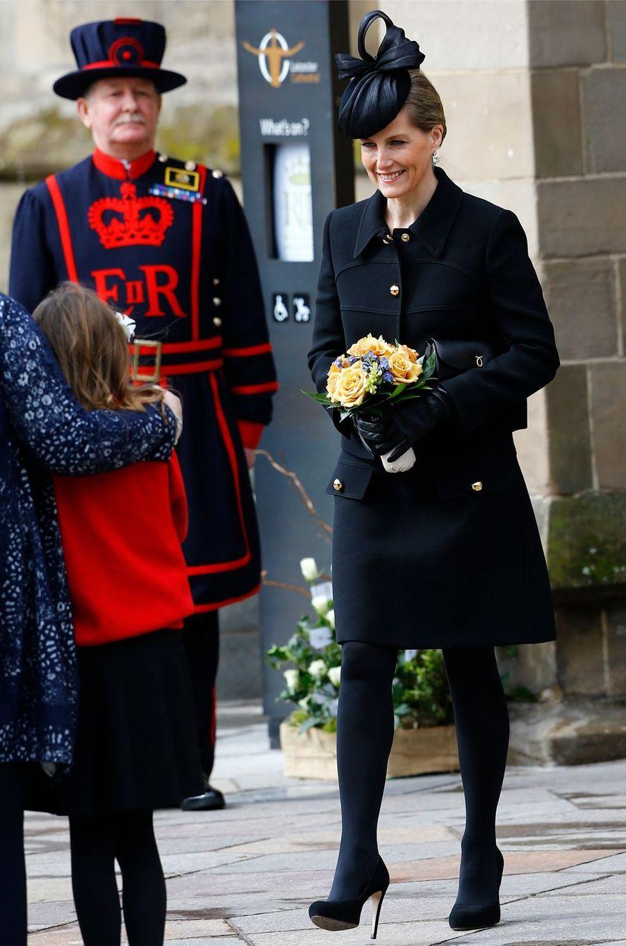 La comtesse Sophie de Wessex, le 26 mars 2015