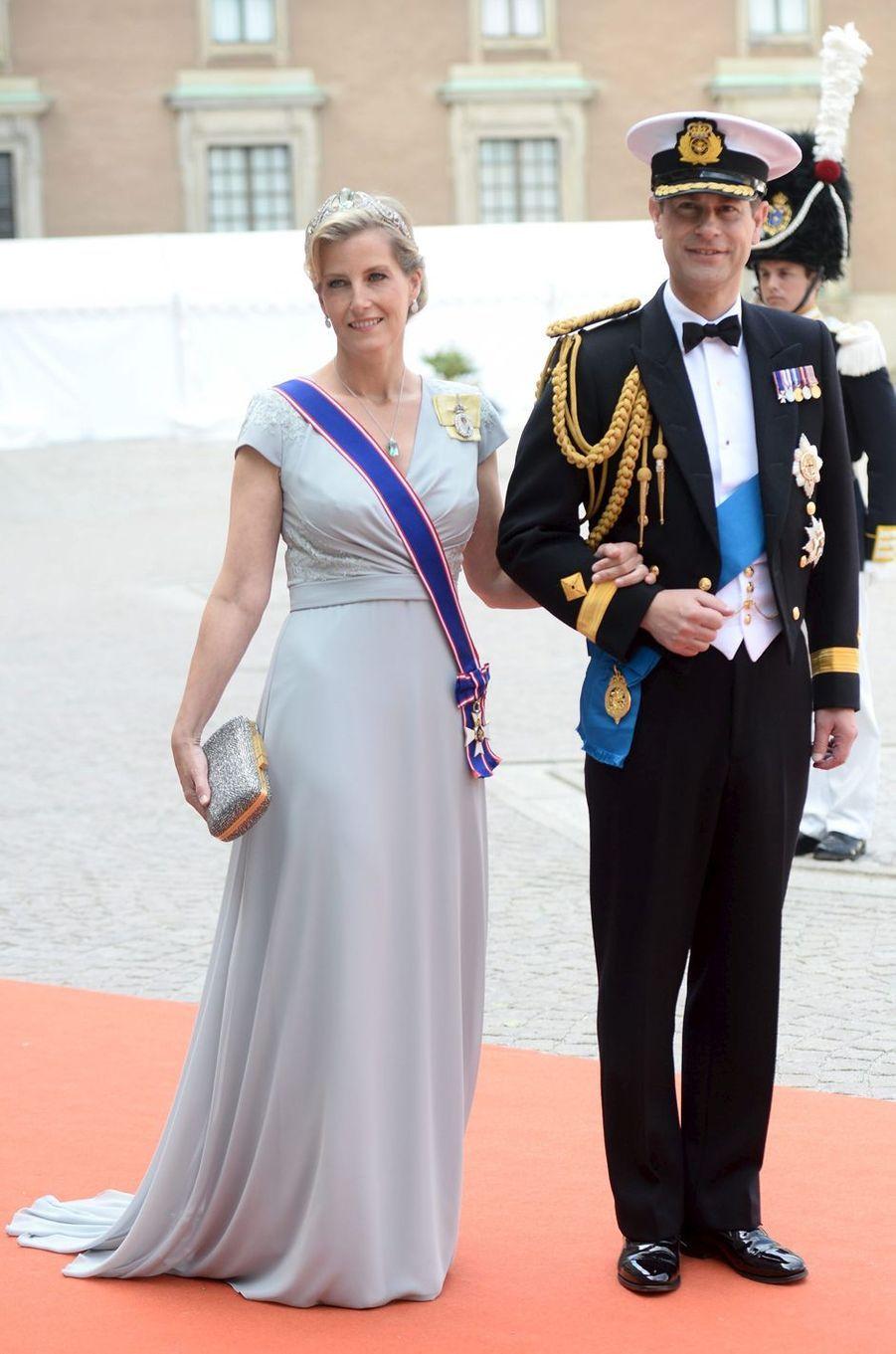 La comtesse Sophie de Wessex, le 13 juin 2015