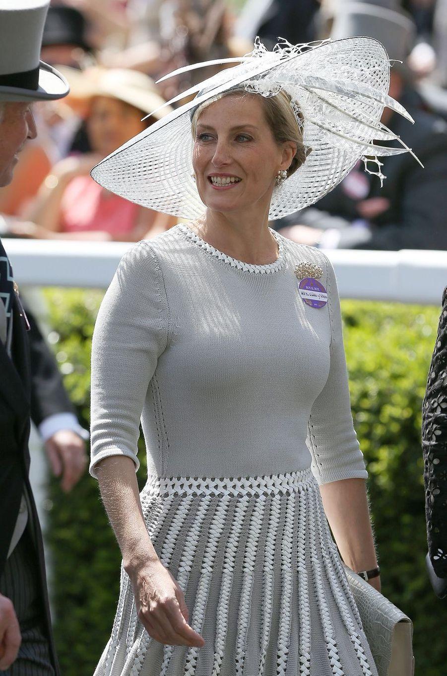 La comtesse Sophie de Wessex, le 18 juin 2015
