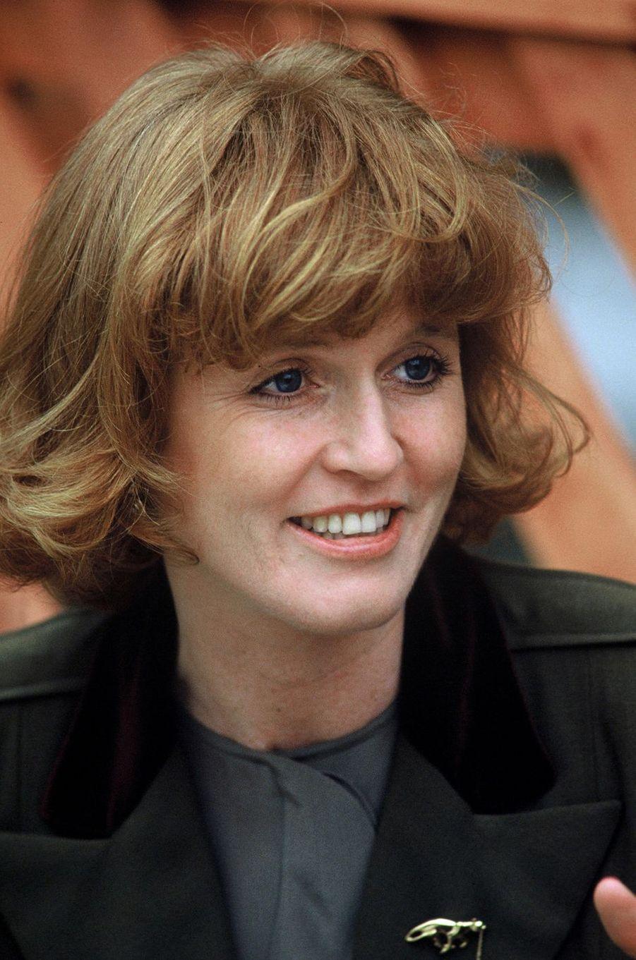 Sarah Ferguson, le 19 mars 1991
