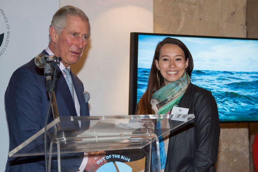 Le prince Charles au Musée national maritime de Vittoriosa à Malte, le 27 novembre 2015