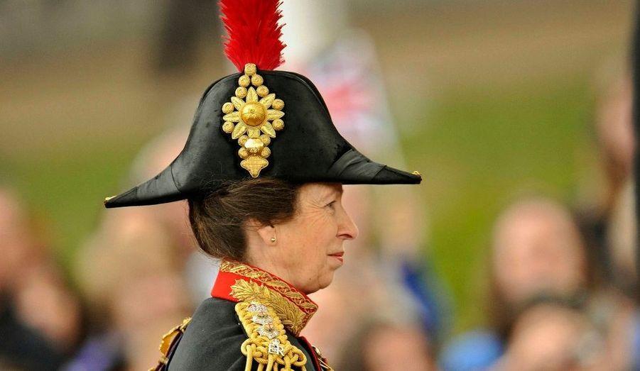 Anne, la princesse cavalière