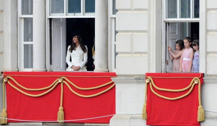 Kate et les futures princesses