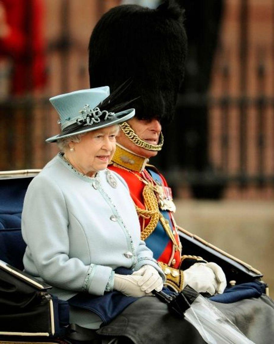 La Reine et Philip