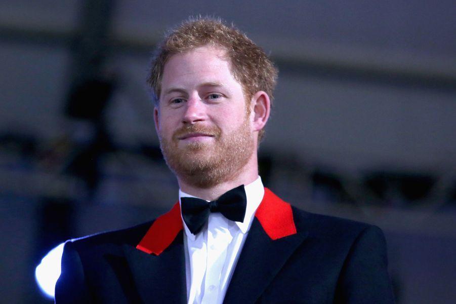 Le prince Harry à Windsor, le 15 mai 2016