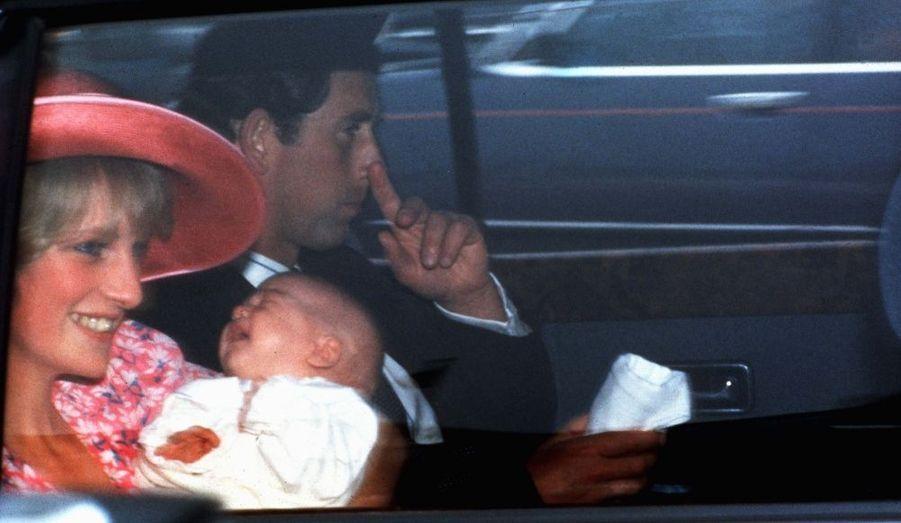 1982 - 4 août, jour de son baptême