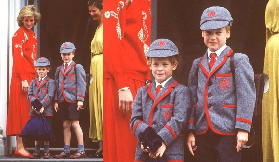 1989 - Rentrée des classes avec Harry