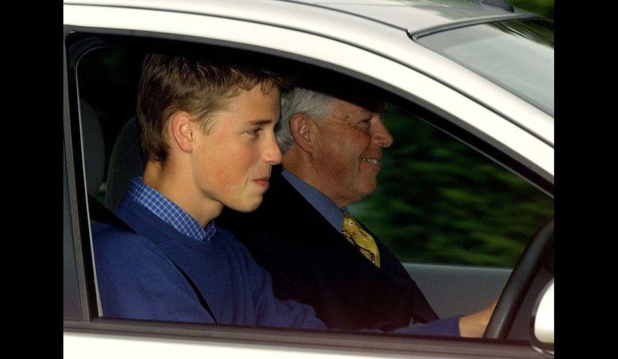 1999 - Première leçon de conduite