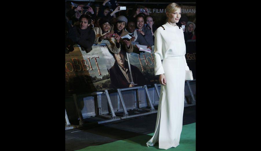 Cate Blanchett, lumineuse