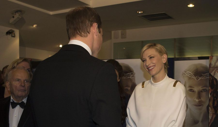 Rencontre avec Cate Blanchett