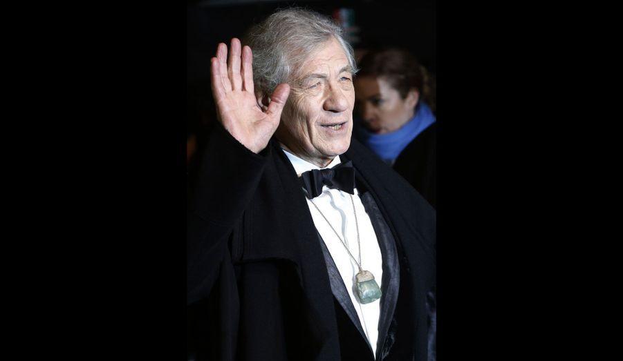Salut de Sir Ian McKellen