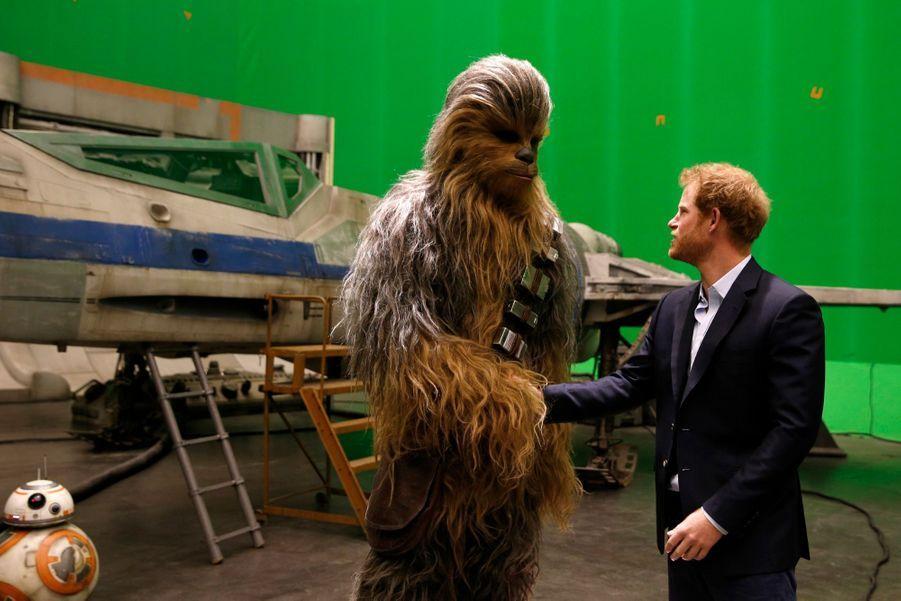 William et Harry, les princes des étoiles