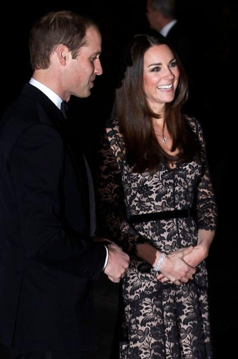 Kate Middleton est l'une des mécènes du musée d'histoire naturelle de Londres.