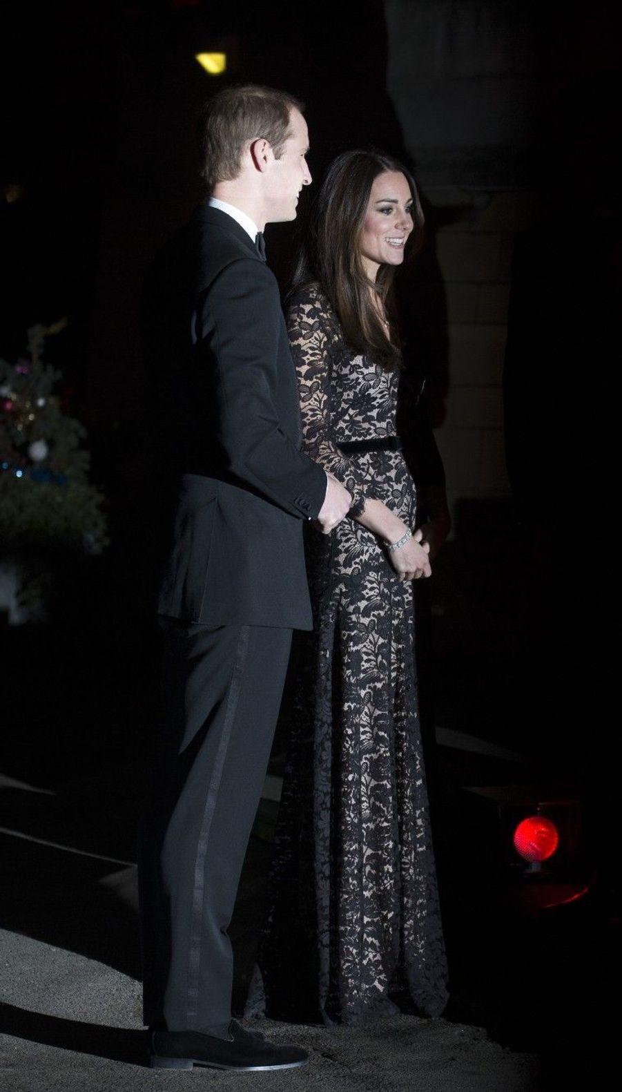 William et Kate, l'amour en 3D