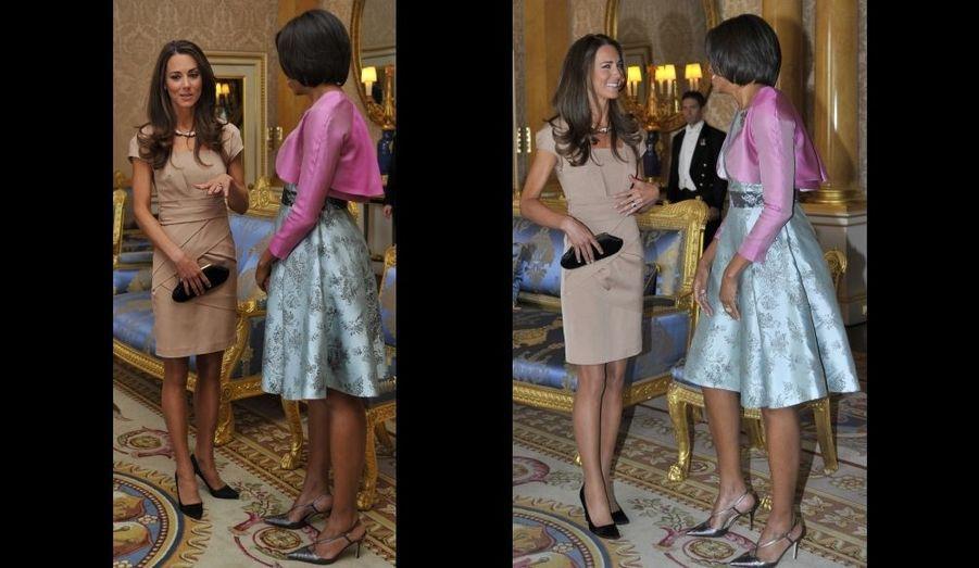 La duchesse et la First Lady