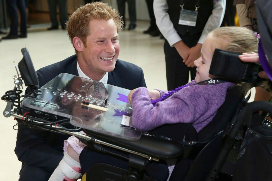 William & Harry jouent les traders