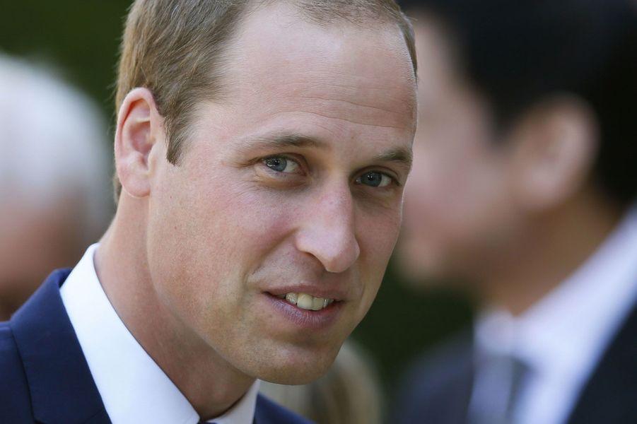 William, le bonheur du royal daddy