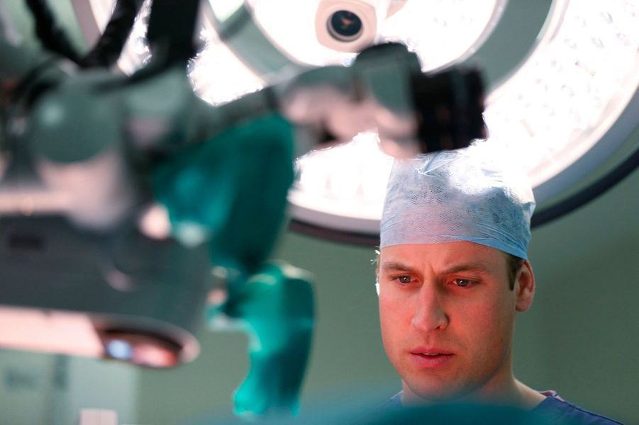 William, prince chirurgien