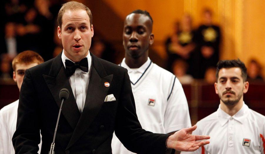 Le discours d'un prince