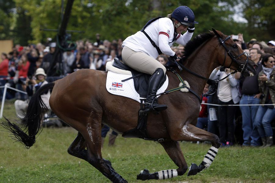 Zara Phillips reprend la compétition