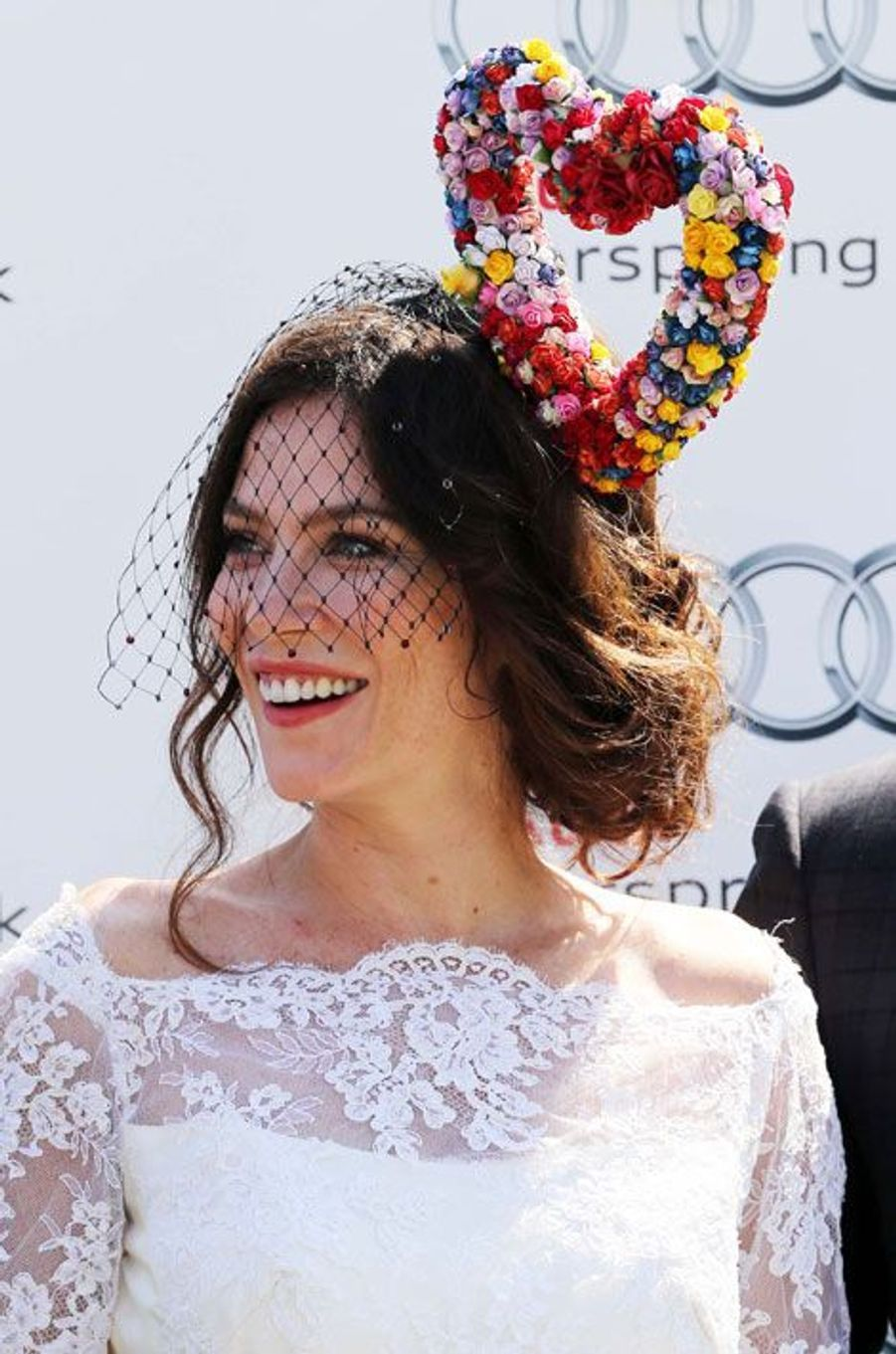 L'actrice anglaise Anna Friel