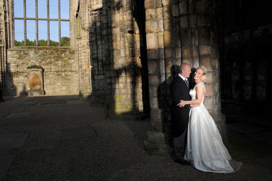Mariage en Écosse en 2011