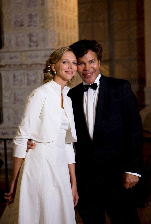 Amélie de Bourbon-Parme et Igor Bogdanoff se sont unis le samedi 3 octobre 2009.