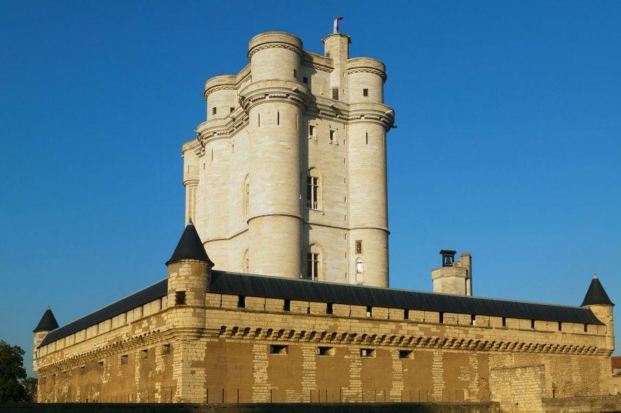 Idée 6 : le château de Vincennes (photo prise en mars 2013)