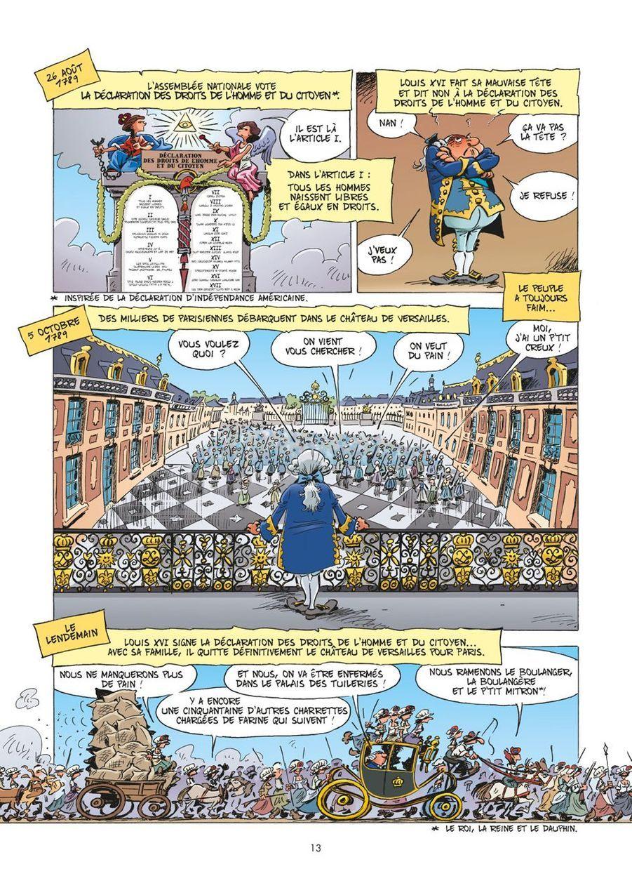 Histoire de l'Histoire de France, tome 1, Thierry Laudrain