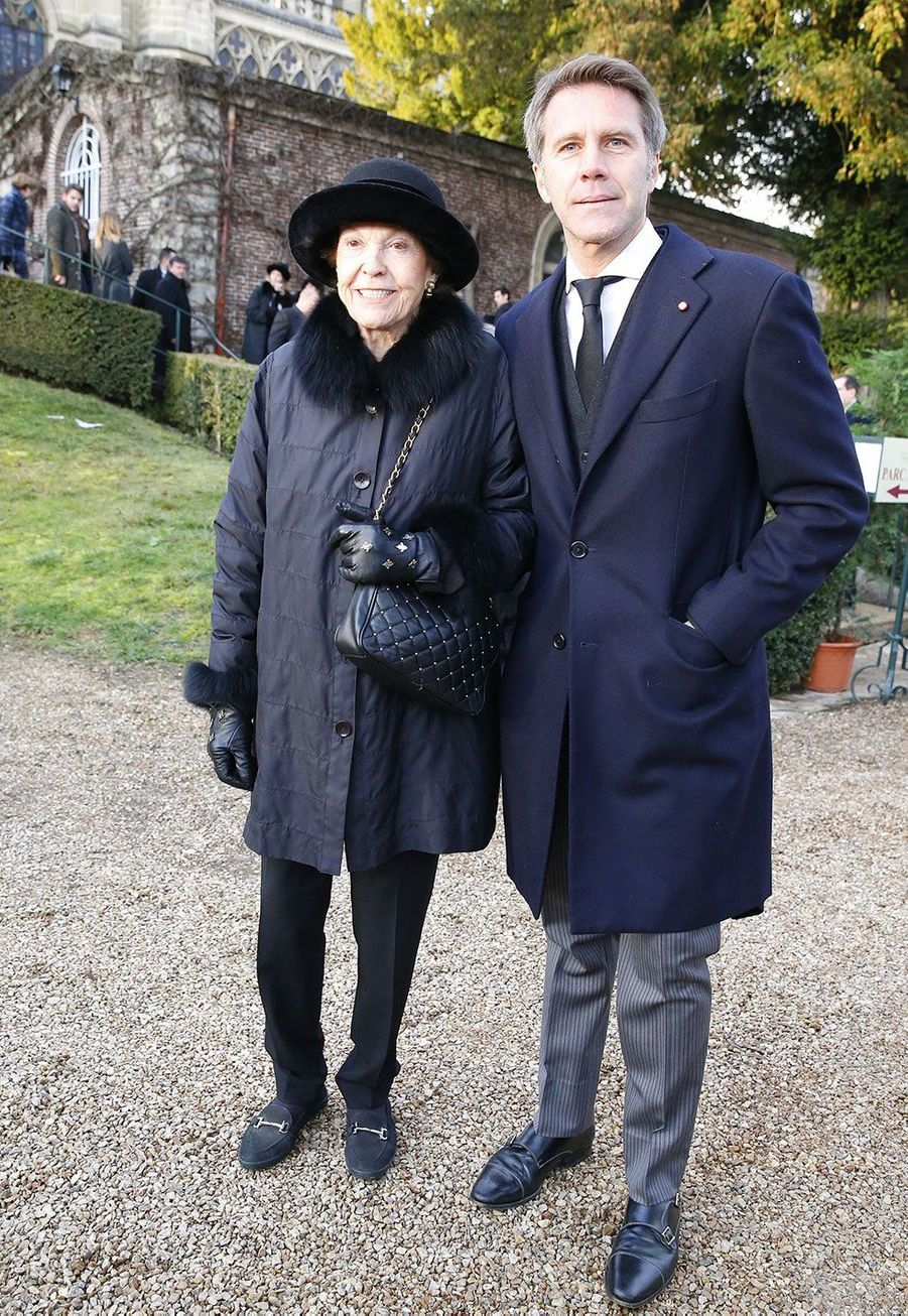Emmanuel Philibert de Savoie et Maria Pia de Savoie