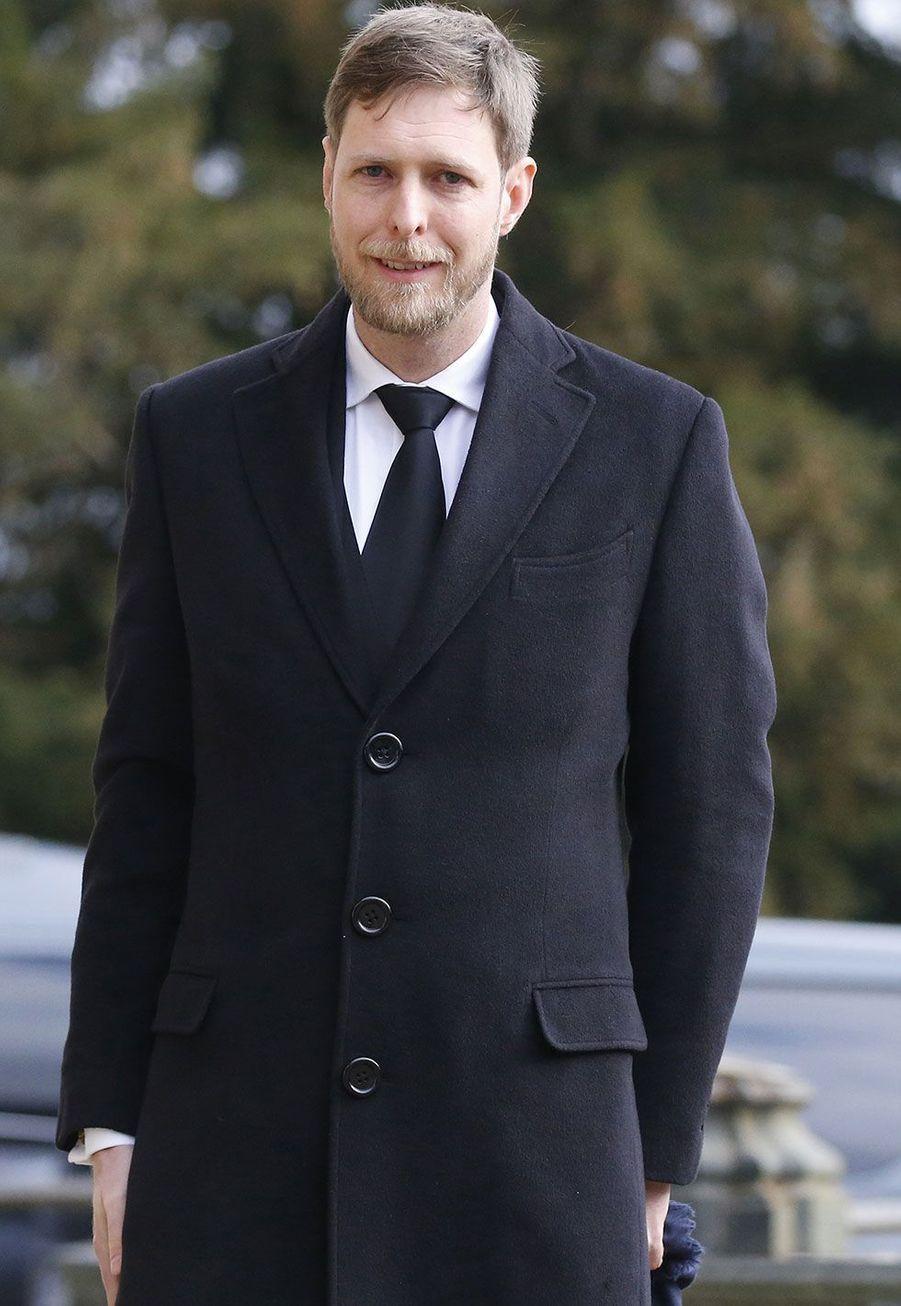Le Prince Léka d'Albanie