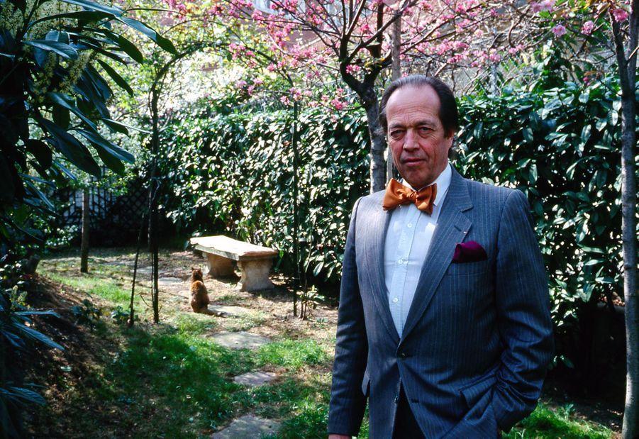 Henri d'Orléans, en avril 1993