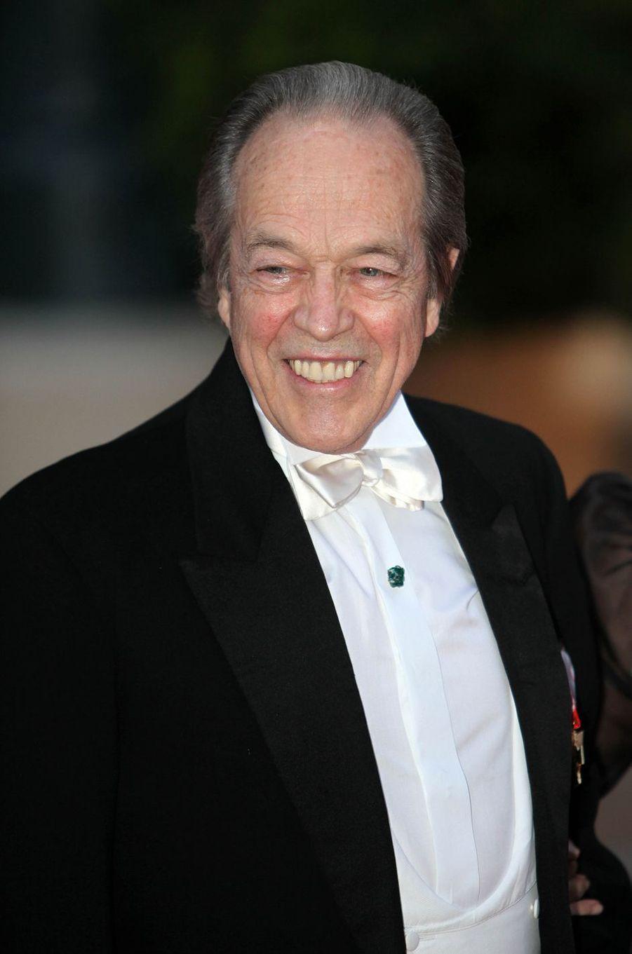 Henri d'Orléans, comte de Paris, le 2 juillet 2011