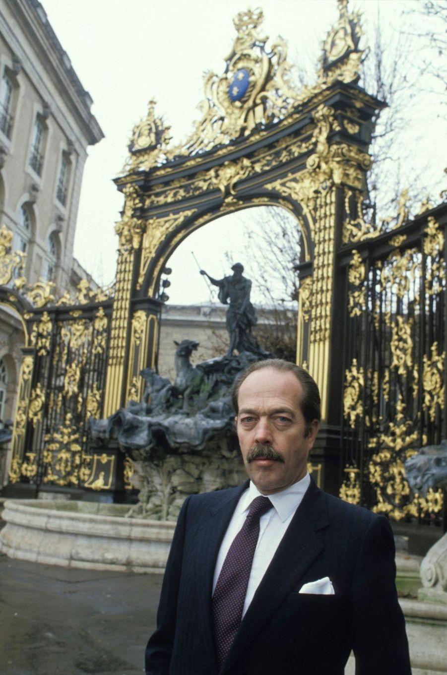 Henri d'Orléans, le 14 décembre 1985