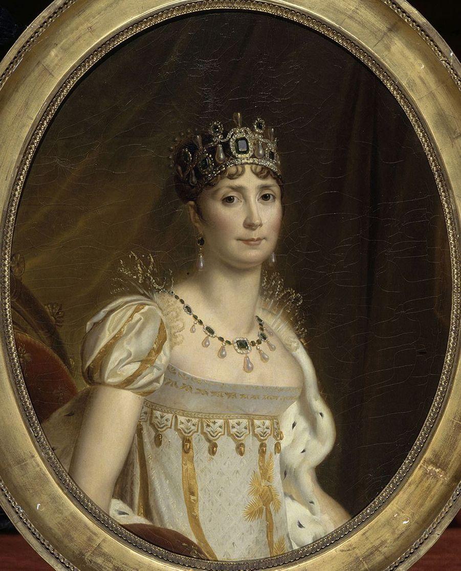 Portrait de l'impératrice Joséphine, par François Gérard, 1801 (Château de Malmaison)