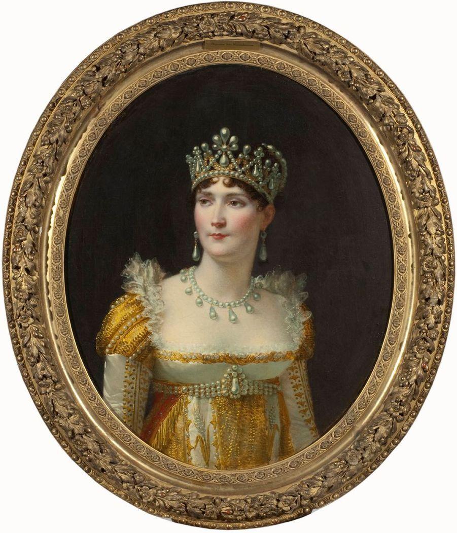 Portrait de l'impératrice Josephine (Nationalmuseum Stockholm)