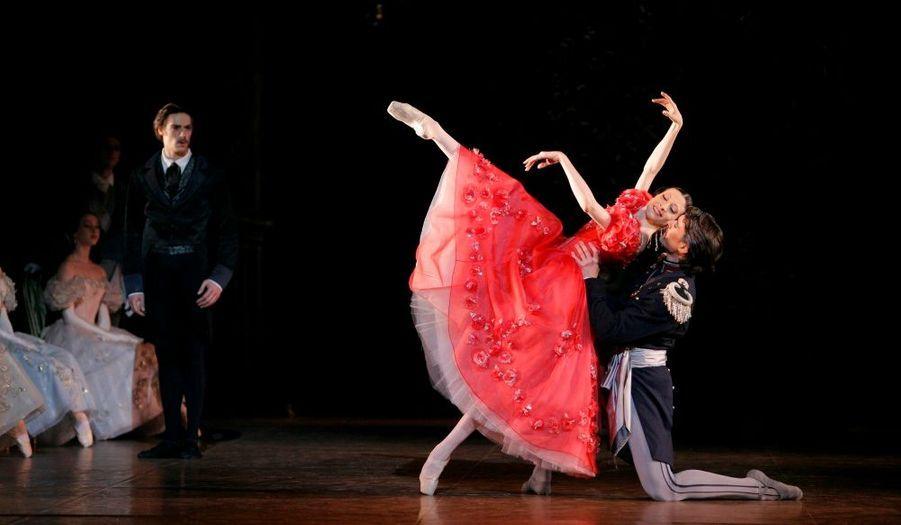 Du 16 avril au 20 mai 2009, l'Opéra Garnier vibrera pour Onéguine, mise en scène par John Cranko sur la musique de Piotr Ilyitch Tchaikovski.