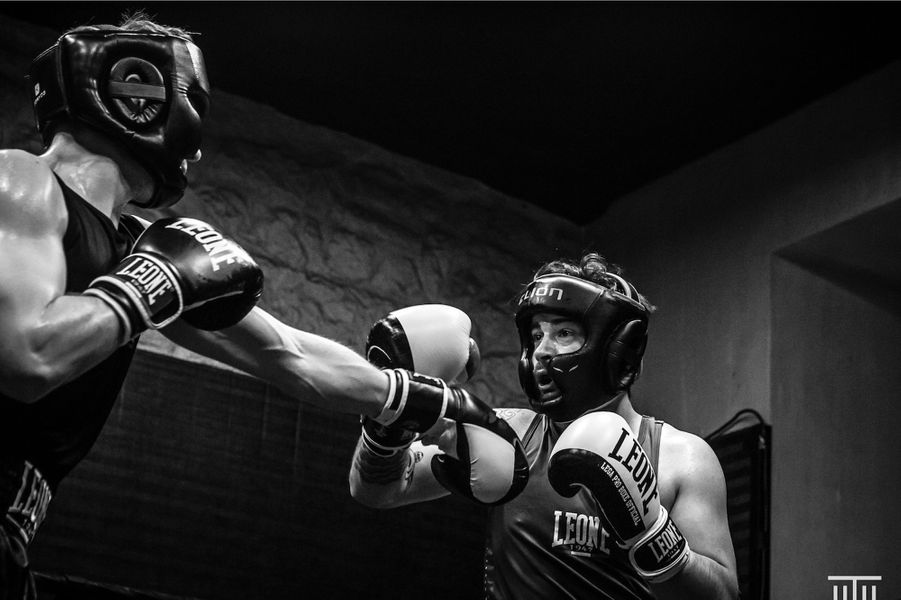 Club de boxe Temple Noble Art.