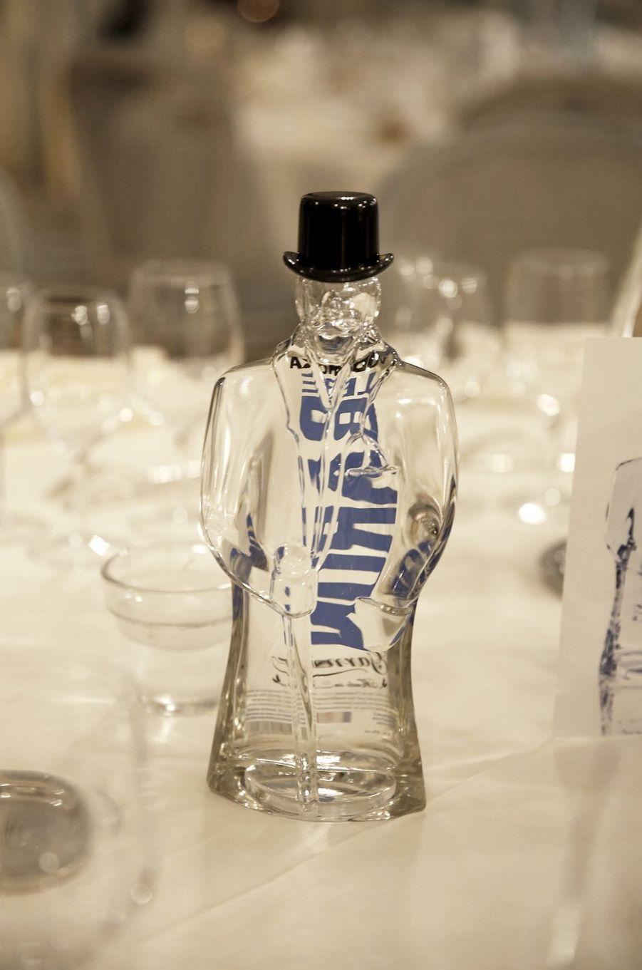 """De la vodka """"Le Baron Garnier"""""""