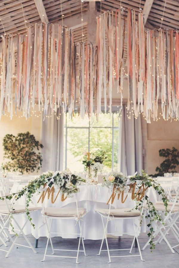 Une décoration de table romantiquehttps://www.pinterest.fr/pin/457748749605868648/
