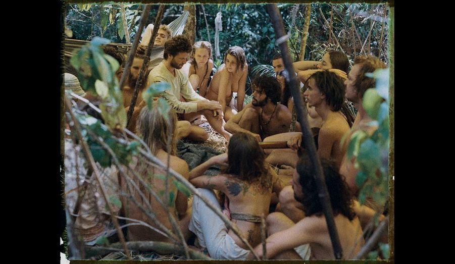 Ni alcool, ni drogues dures, ni bacchanales mais du yoga et de la méditation.