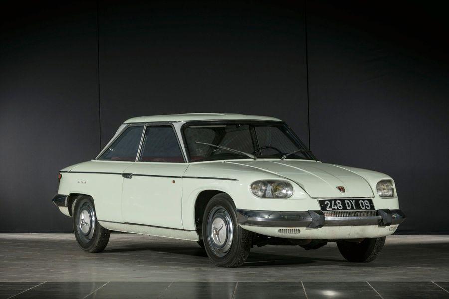 Panhard 24 BT (1966) : Un vrai coup de génie avant le coup d'arrêt.