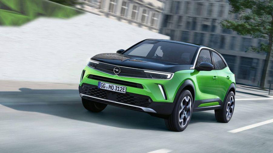 Thermique ou 100 %électrique, la nouvelle Opel Mokka ne manque pas de charme.