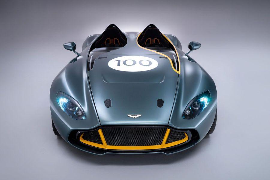 Aston Martin CC100, un siècle d'histoire