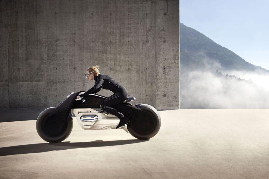 La BMW Motorrad Vision Next 100