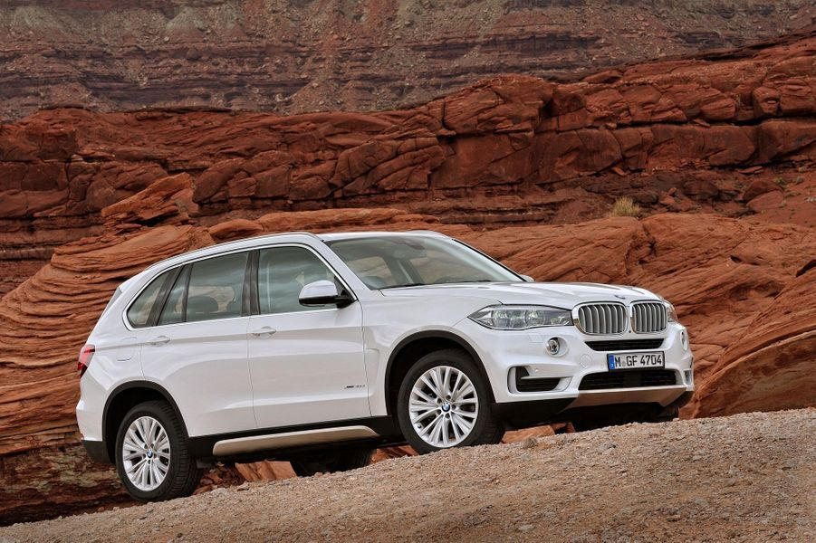 BMW X5, la nouvelle donne