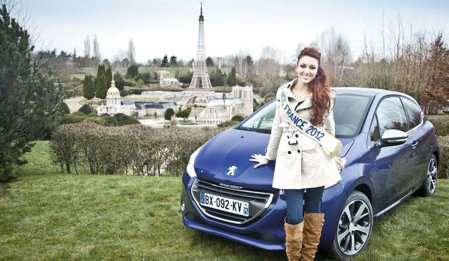 Essayée pour Paris Match en février par Miss France 2012 Delphine Wespiser, la Peugeot 208 ne manque pas d'atouts. Ligne travaillée et habitacle soigné donnent à la Lionne l'occasion de monter en gamme.