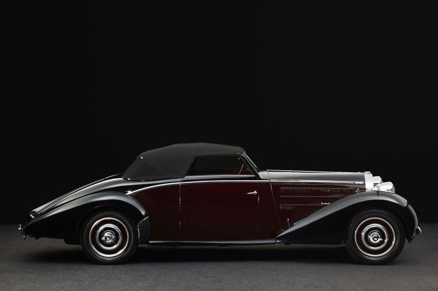 La Bugatti Type 57 cabriolet