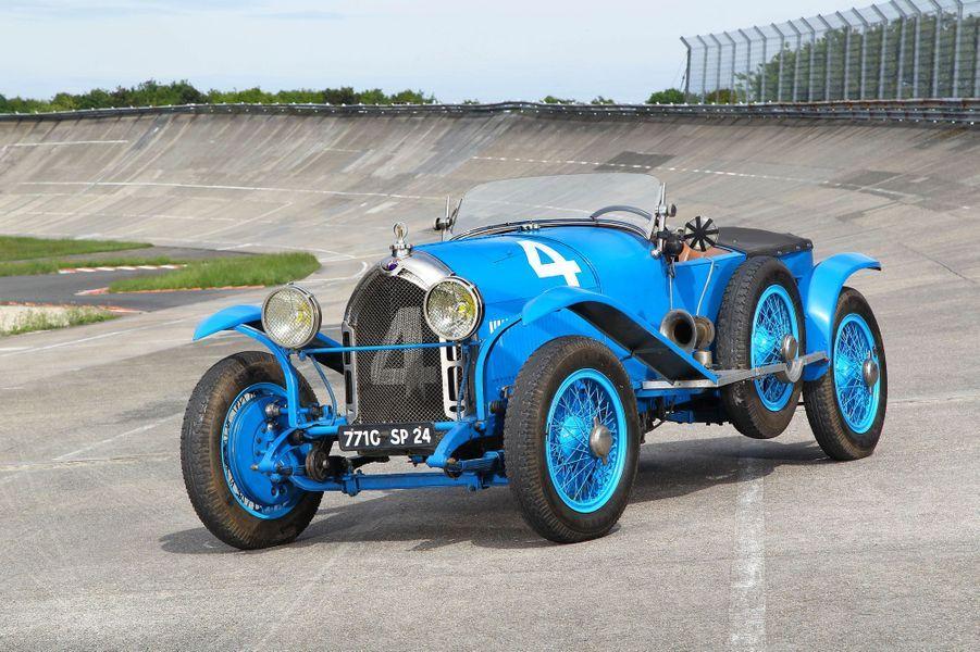 La Lorraine-Dietrich B3-6 Le Mans Torpédo Sport